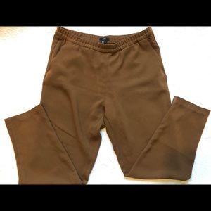 H&M Brown Slim Pants